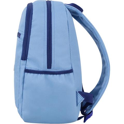 Рюкзак Bagland Young 13 л. голубой (0051066)