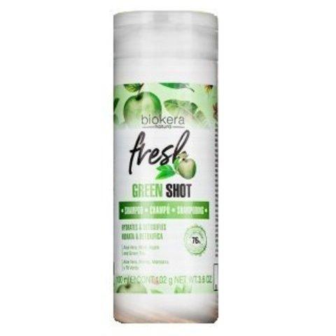 Шампунь Green Shot Biokera Fresh Salerm