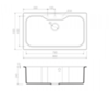 Схема Omoikiri Maru 86-CH