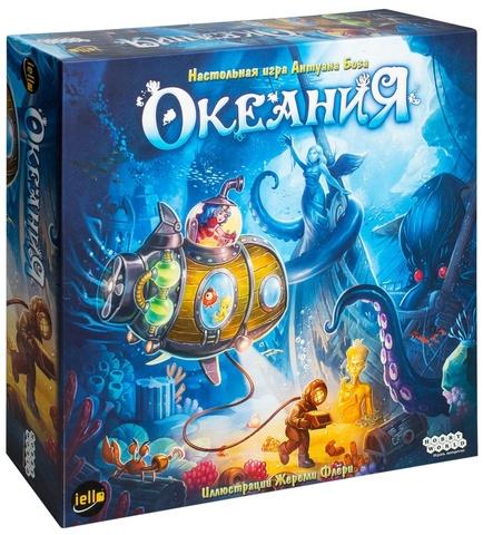 Настольная игра Океания