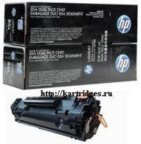 Картридж Hewlett-Packard (HP) CE285AF
