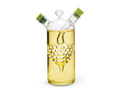 7521 FISSMAN Ёмкость для жидких специй, масла 2в1 50 мл / 320 мл