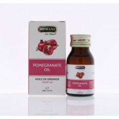 МАСЛО ГРАНАТА ХЕМАНИ (POMEGRANATE OIL HEMANI), 30 мл