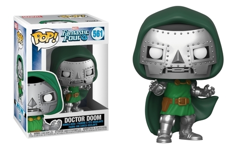 Doctor Doom (Fantastic Four) Funko Pop! || Доктор Дум
