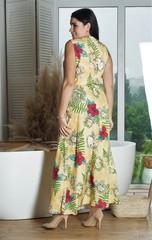 Диана. Красивый летний сарафан больших размеров