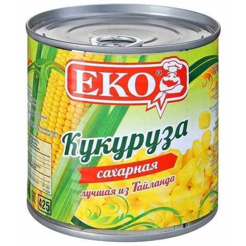 Кукуруза Эко МИНИМАРКЕТ 0,425кг