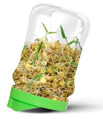 Проращиватель семян крышка-сито 10 шт, Здоровья клад