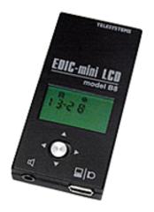 Цифровой диктофон Edic-mini LCD B8 300 часов
