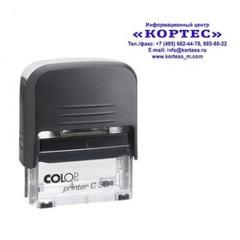 Оснастка для штампов автоматическая Colop Pr. C30 18x47 мм