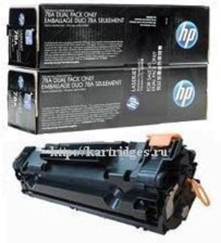Картридж Hewlett-Packard (HP) CE278AF