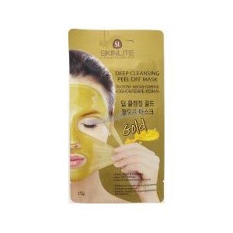 Золотая маска-пленка «ОБНОВЛЕНИЕ КОЖИ»