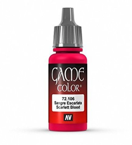 Game Color Scarlett Blood 17 ml.