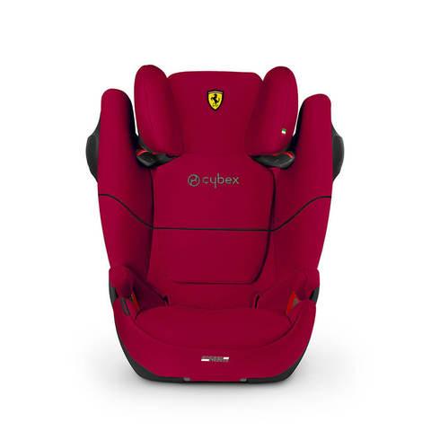 Автокресло Cybex Solution M-Fix SL FE Ferrari Racing Red