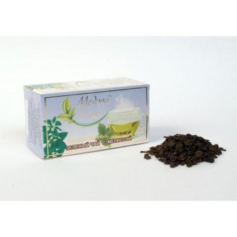Чай с добавлением стевии «Медовая Роса»
