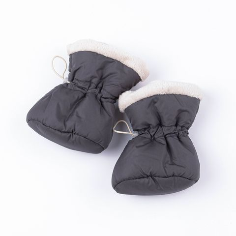 Warm boots 0+, Anthracite