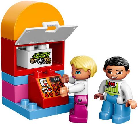 LEGO Duplo: Кафе 10587 — Café — Лего Дупло