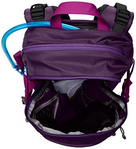 Картинка рюкзак туристический Camelbak Aventura 22 Blackberry Cordial - 4