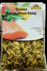 Основа для рыбных блюд 'Здоровая еда', 50г