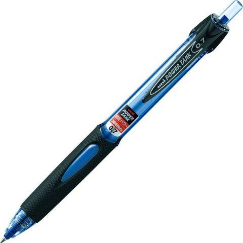 Шариковая ручка Uni Power Tank SN-200-PT (0,7 мм, синий)