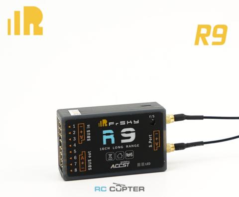 Приёмник FrSky R9 900MHz 8/16ch Reciever LRS до 10км