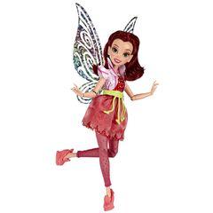 Кукла фея Розетта, Вечеринка