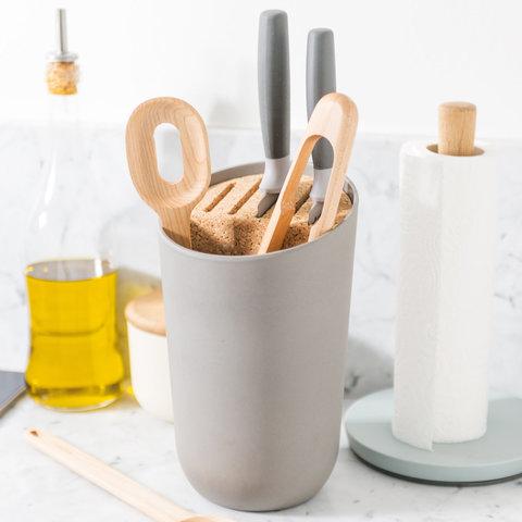 Органайзер для ножей и кухонных принадлежностей 24*14,5см Leo
