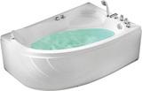 Гидромассажная ванна Gemy G9009 B R 150х100