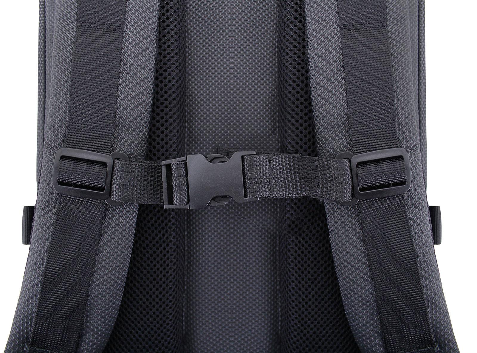 Рюкзак для ноутбука Bagland Jasper 19 л. Чёрный (00155169) фото 4