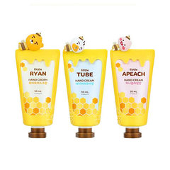 Крем для рук CHARACTER WORLD Kakao Friends Honey Hand Cream 50ml * 3ea