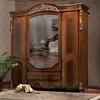Шкаф четырехдверный из набора мебели для спальни Касандра