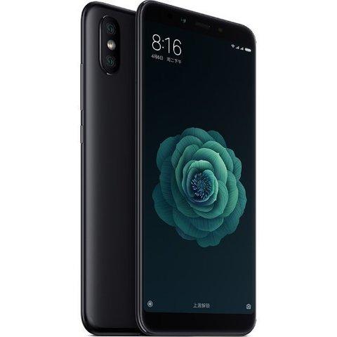 Xiaomi Mi A2 4GB/32GB (Black/Черный)