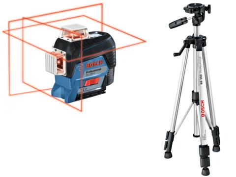 Линейный лазерный нивелир  GLL 3-80 C Professional