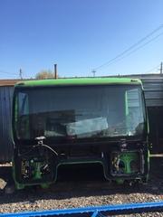 Каркас кабины МАН ТГЛ, без ржавчин, не мятый, зеленый цвет.  Возможен торг.