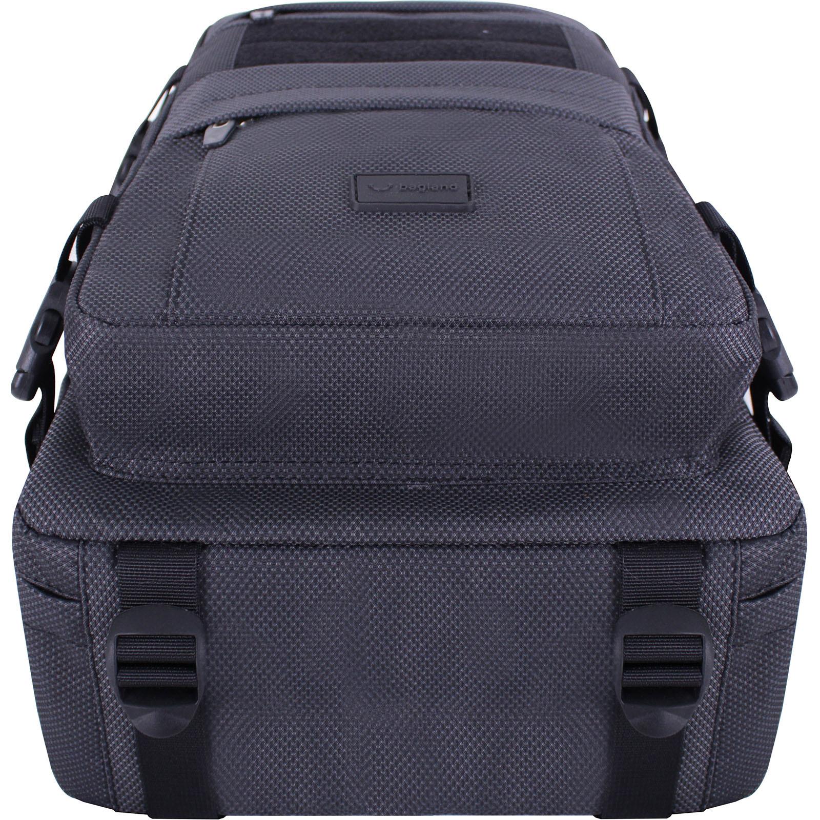 Рюкзак для ноутбука Bagland Jasper 19 л. Чёрный (00155169) фото 5
