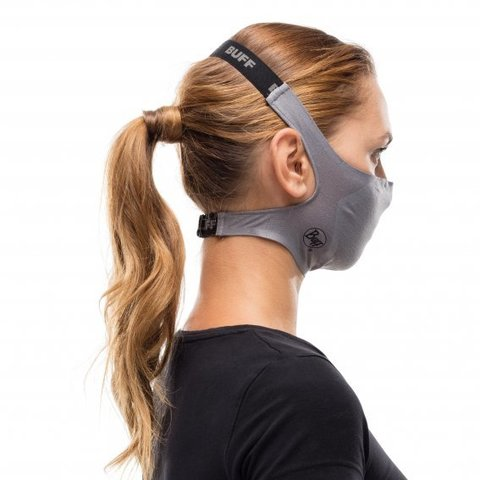 Маска защитная Buff Mask Solid Grey Sedona фото 2