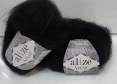 атлас-60-черный