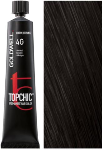 Goldwell Topchic 4G каштан TC 60ml