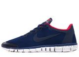 Кроссовки Мужские Nike Free Run 3.0 V2 Navy White Red