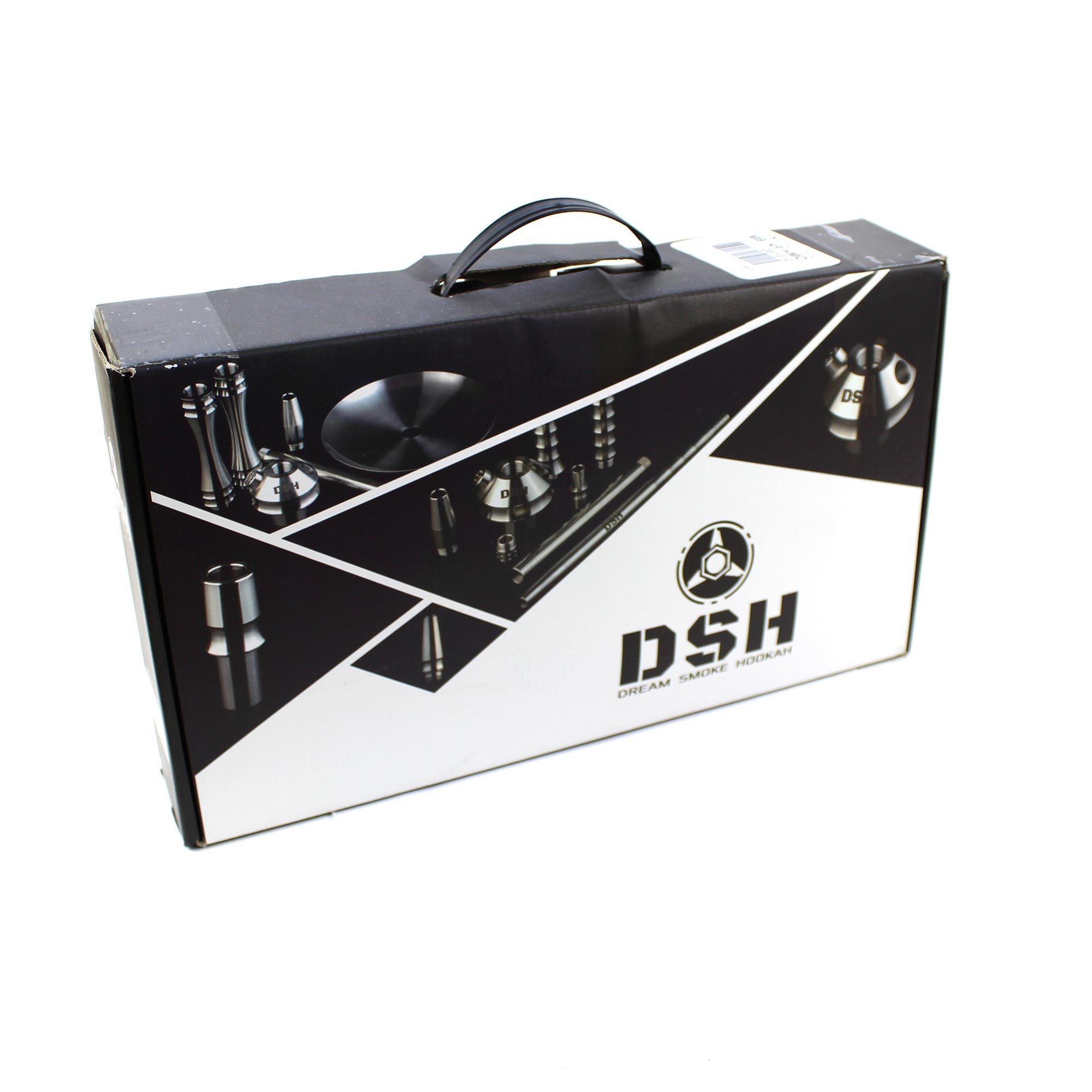 Фирменная коробка для шахты DSH (Dream Smoke Hookah)