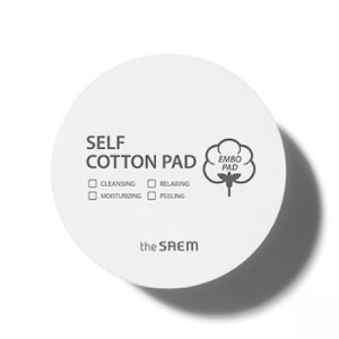 СМ Диски хлопковые Self Cotton Pad