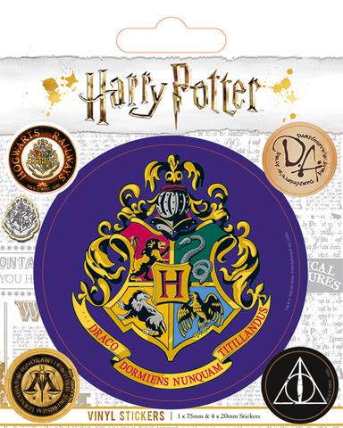 Набор стикеров Harry Potter (Hogwarts)