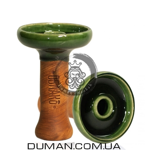 Чаша Oblako Phunnel Glaze Top (Облако)  Dark Green L