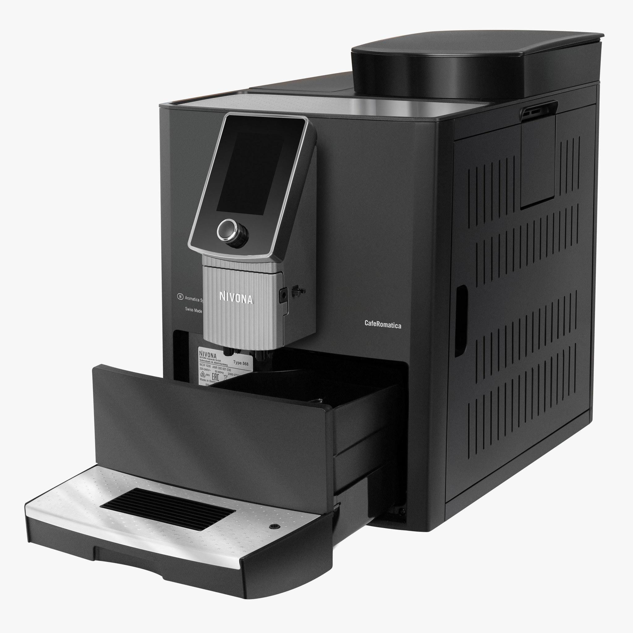 Кофемашина Nivona NICR 1030 + кофе в зернах Craft, Platinum, Oro, Delikato, Latina Fuerte
