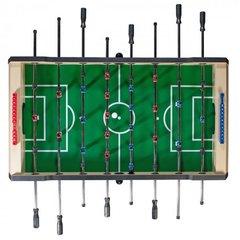 Складной настольный футбол (кикер) «Maccabi» 140x75x89