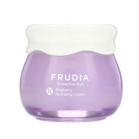 Увлажняющий крем для лица Frudia с соком черники 55 гр