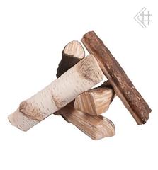 Керамические дрова Микст