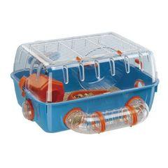 Клетка для хомяков, Ferplast COMBI 01  40,5 x 29,5 x 22,5 см