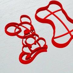 Мышка форма для пряника