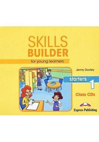 Skills Builder for young learners, STARTERS 1 Class CDs (set of 2). Аудио CD