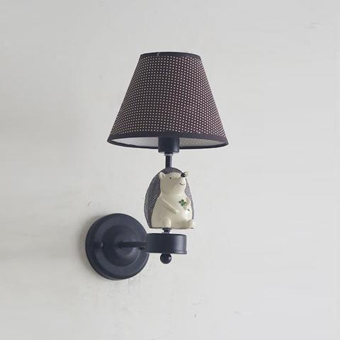 Настенный светильник Hedgehog by Bamboo